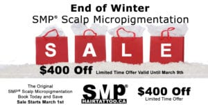 Hair Tattoo monthly promo slide
